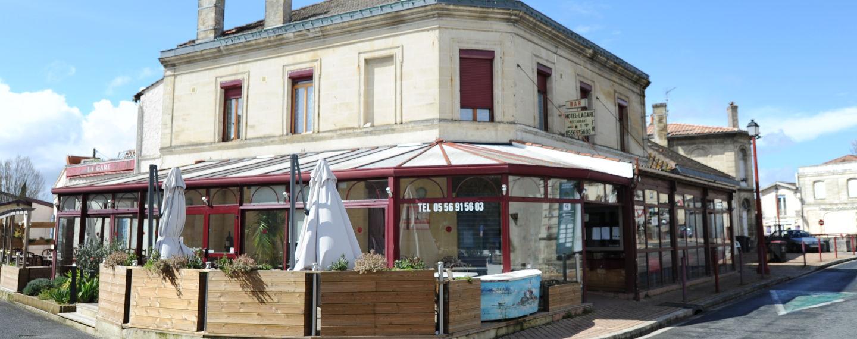 Hôtel près de Bordeaux